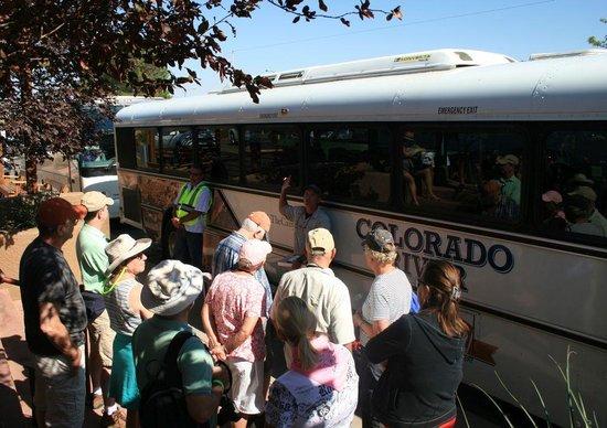Colorado River Discovery: Prefloat Briefing