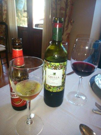 Bebidas en Hotel El Curro