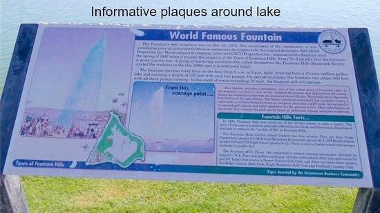 The Fountain: see description on photo