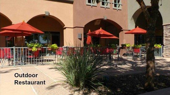 The Fountain: restaurant