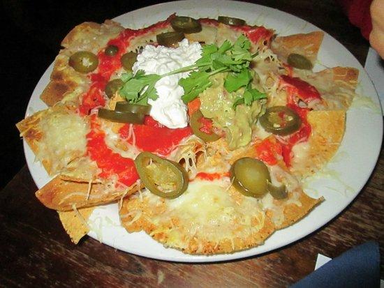 Coriander Restaurant: Nachos