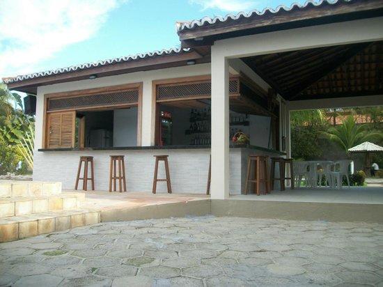 Atlântida Park Hotel: Vista do bar