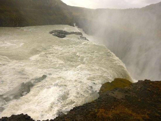 Gray Line Iceland: Gullfoss waterfall