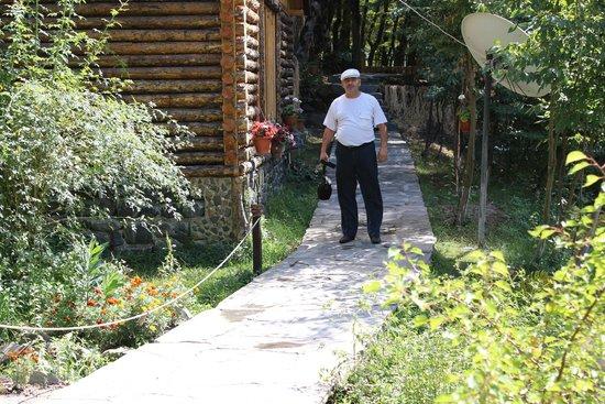 Qabala, Αζερμπαϊτζάν: Спосибо вам за хороший отдых !