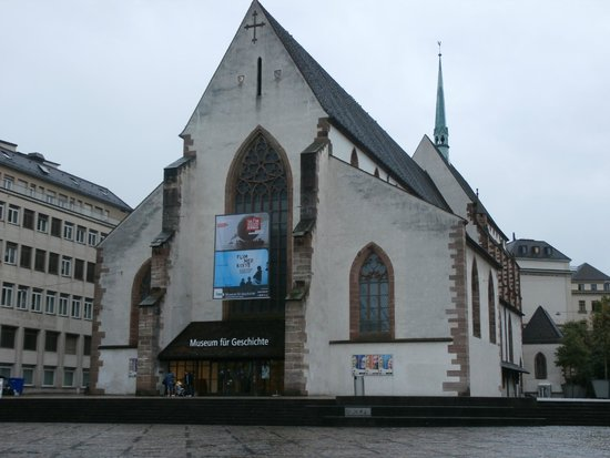 HMB - Museum für Geschichte : History Museum
