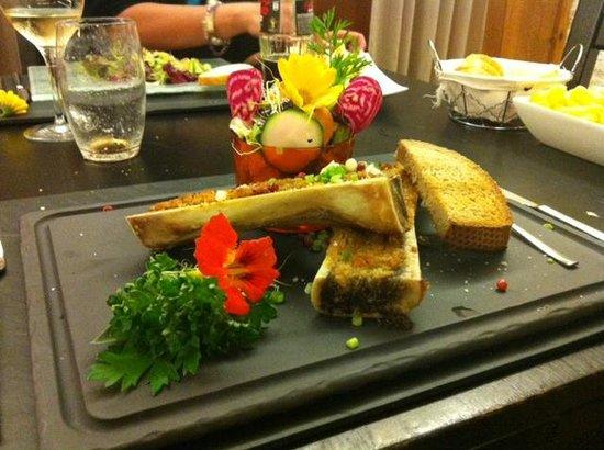 Restaurant de La Chaux-d'Abel : Un'entrata