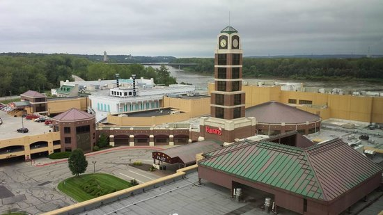 Harrah's North Kansas City: Beautiful property on the river