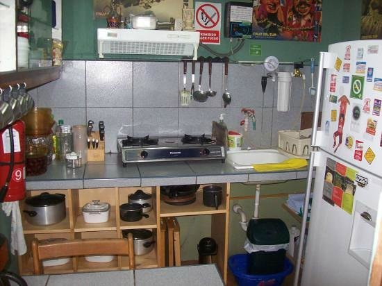 Miraflores House: Kitchen you can used