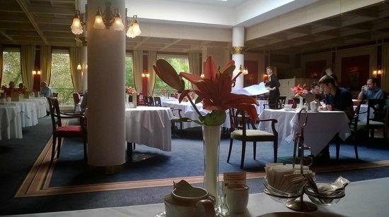 Hotel Savoy: colazione