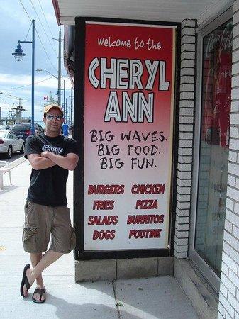 The Cheryl Ann