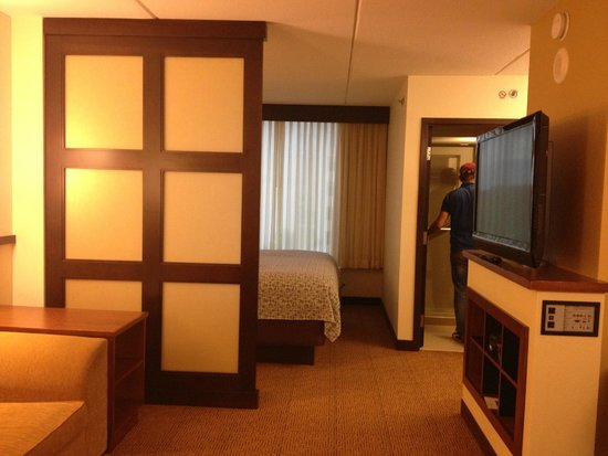 Hyatt Place Ft. Lauderdale Airport & Cruise Port: Номер