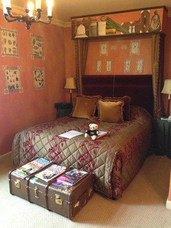 Three Ways House Hotel: Themed bedroom