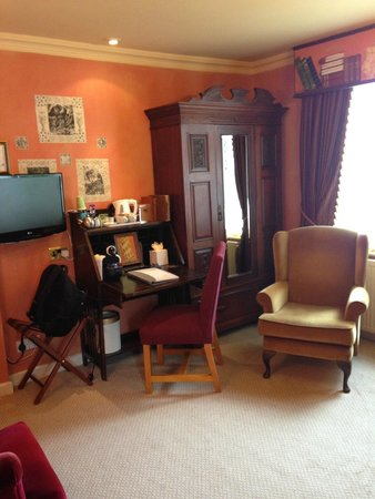 Three Ways House Hotel: Bedroom