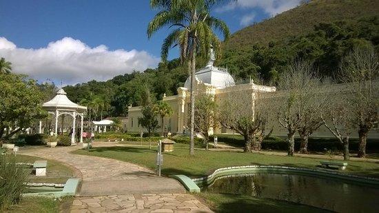 Parque das Aguas: balneário