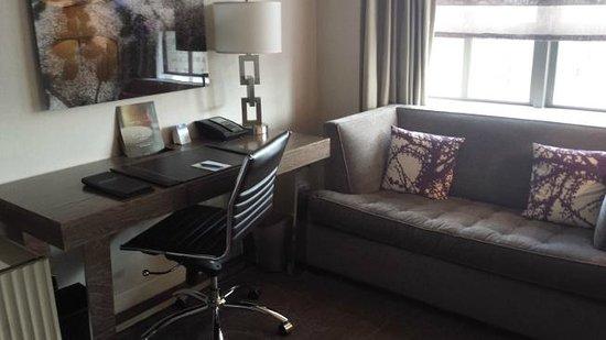 Kimpton Hotel Palomar Philadelphia: very relaxing stay
