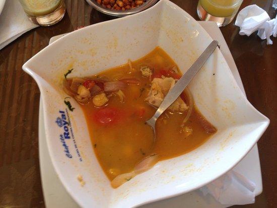 Chepita Royal Restaurant : Sudado de Mero