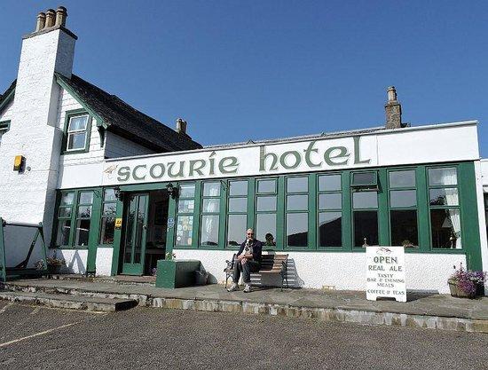 Www Scourie Hotel Co Uk