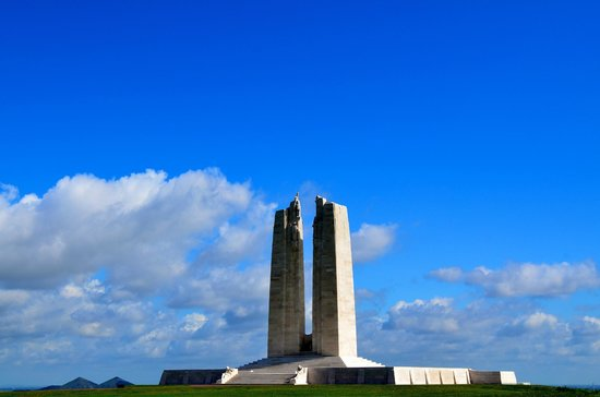 Mémorial de Vimy : The Vimy War Memorial
