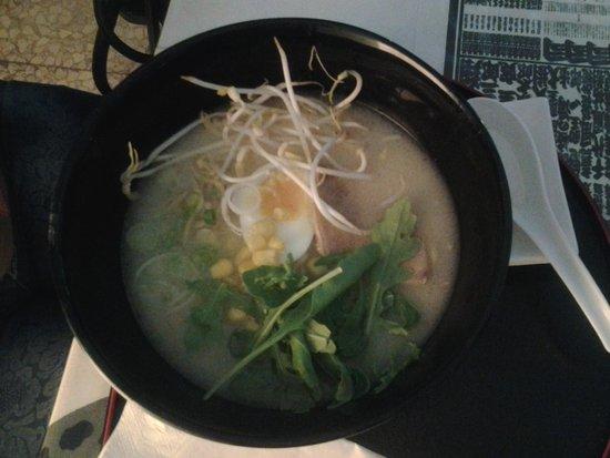Waraku: Ramen... e mezzo uovo sodo!