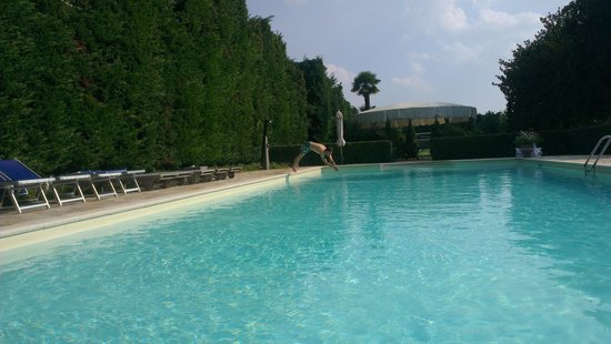 Villa Verganti Veronesi : beautiful pool