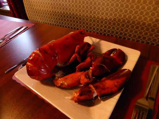 Auberge & Bistro d'Anjou : le homard
