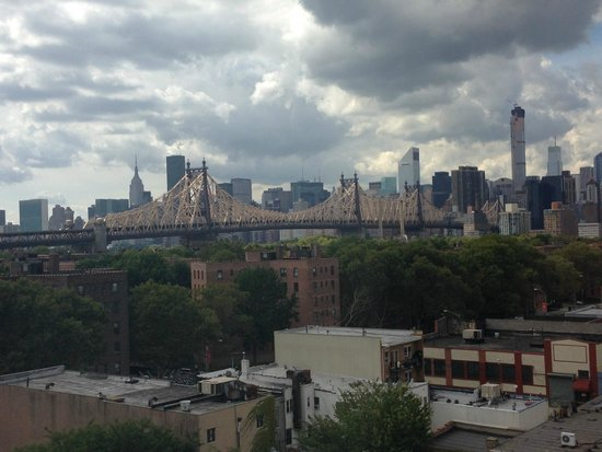 Sleep Inn - Long Island City: View from room 709