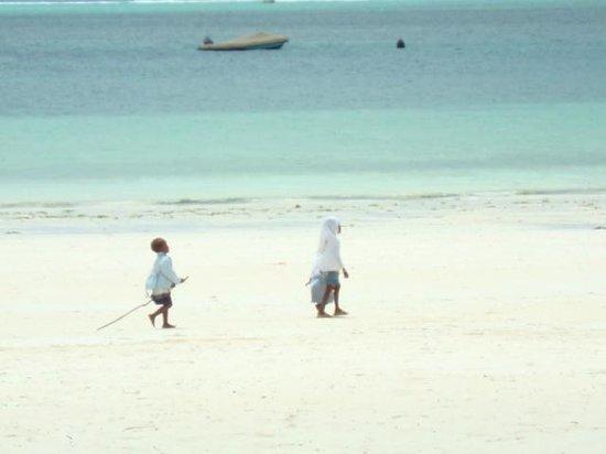 Kiwengwa Villaggio: spiaggia
