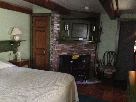 The Inn at Bath: East room