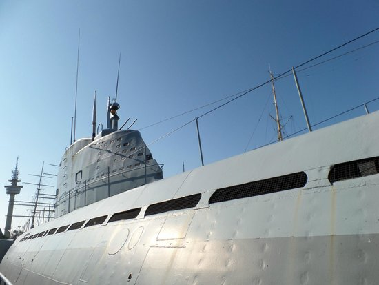 U-Boot Wilhelm Bauer (U2540)