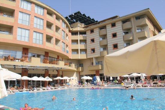 Side Star Park Hotel: hotel