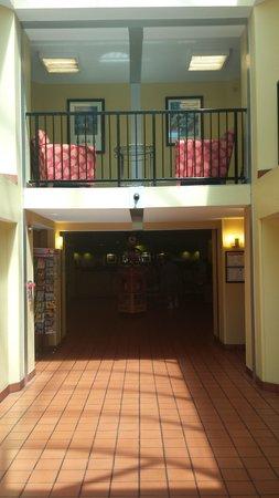 Fairfield Inn Anaheim Resort: Entrance