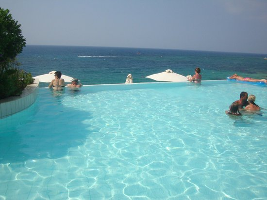 Atlantica Club Sungarden Hotel: Infinity pool