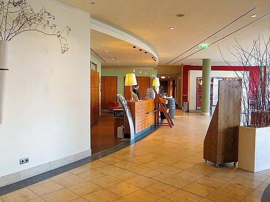 arcona Hotel Baltic: Rezeption