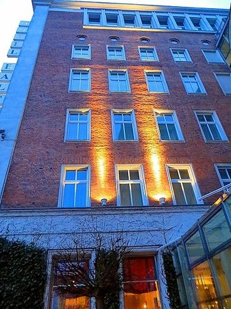 arcona Hotel Baltic: Außenansicht
