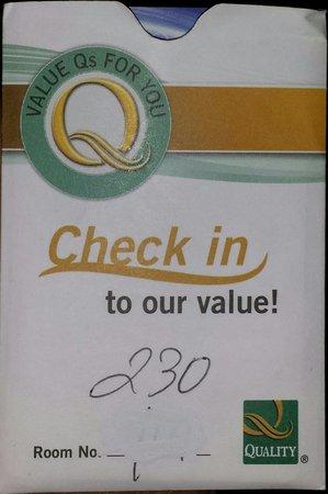 Quality Inn & Suites Near Fairgrounds Ybor City: Room 230?