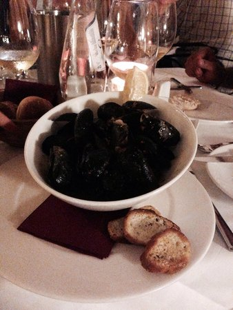 Rampila: Mussels