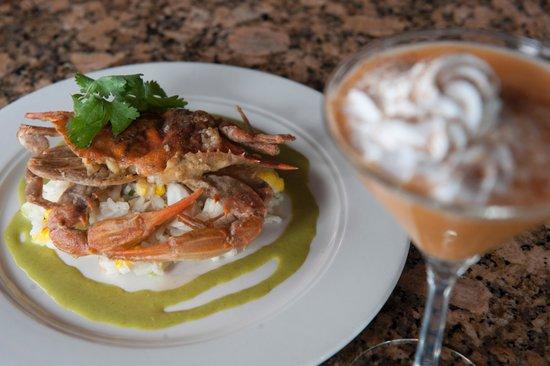 Giumarello's: NJ Soft Shell Crab