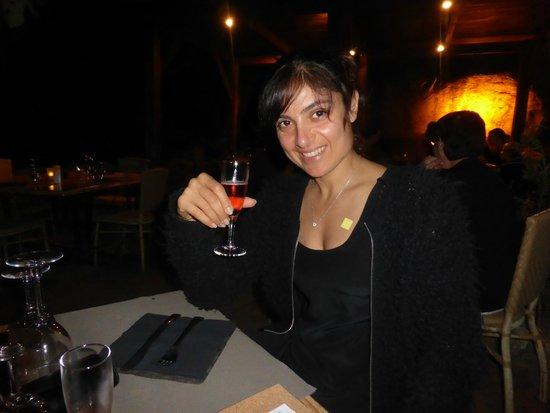 U CANTONU : Complimentary Muscat