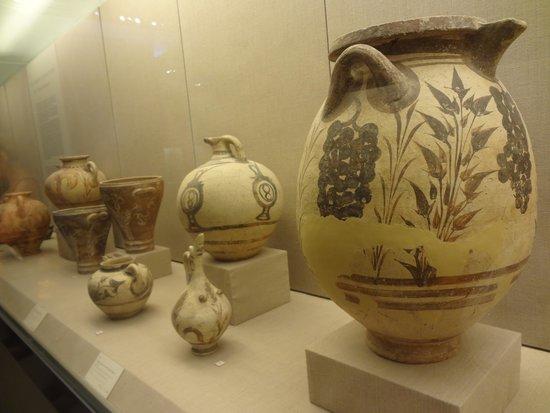 Museum of Prehistoric Thera : Acervo - 2