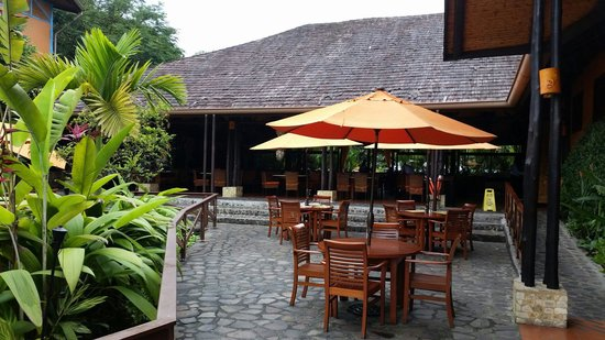 Nayara Springs: Main restaurant