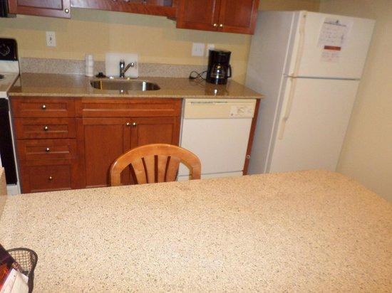 Hawthorn Suites by Wyndham Grand Rapids, MI: kitchen