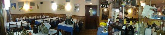 Montornes del Valles, Espagne : comedor interior