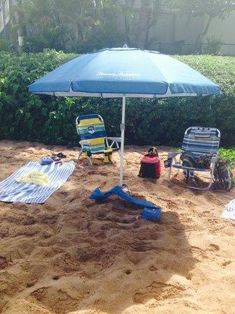 Napili Surf Beach Resort : great beach spot