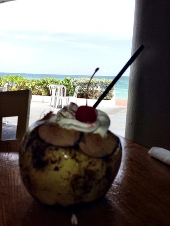 La Playita Restaurant & Bar: Drinque