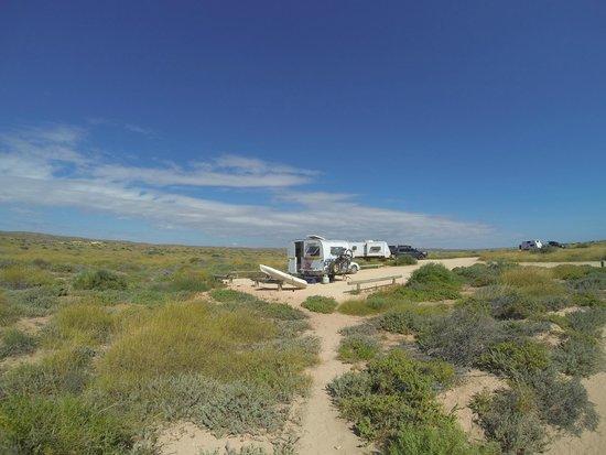 Cape Range National Park: Camp #19 Osprey Bay