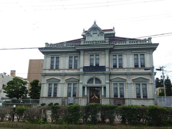 Former Fifty-Ninth Bank Aomori Bank Museum: 外観