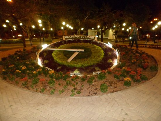 Praça Relógio das Flores/Garanhuns-PE
