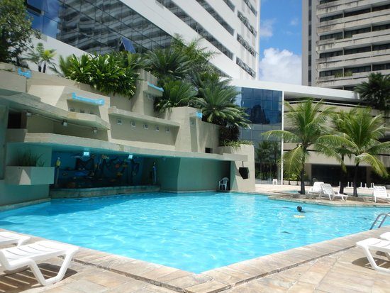 Mercure Recife Mar Hotel Conventions: Piscina