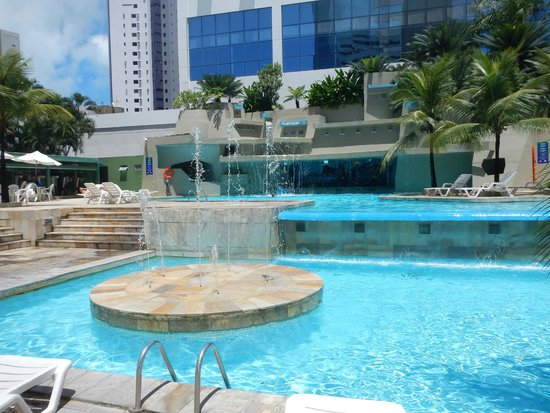 Mar Hotel Conventions: Piscina