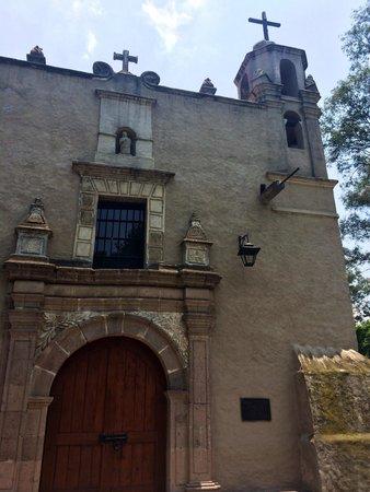 Museo Dolores Olmedo Patino: La capilla.